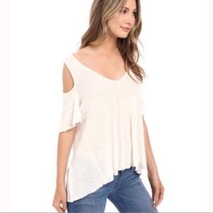 Free people off the shoulder shirt!